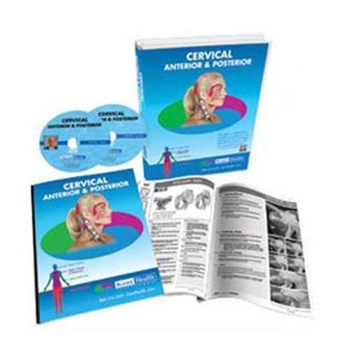 Kent Health Systems David Kent Cervical Home Study Program - DVD Model 539 0148