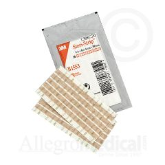 "Steri-Strip 3M Steri-Strip Blend Tone Skin Closures (Non-reinforced) - 1/4"" x 4"" - 10 strip envelope"