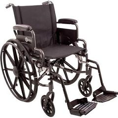 Roscoe Medical Wheelchair K4 DDA