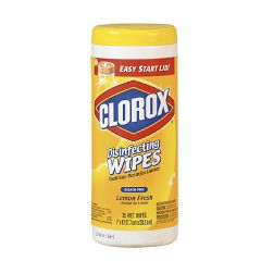 Clorox Disinfecting Wipes - Lemon Fresh