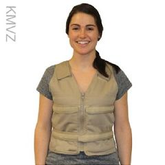 Kool Max Zipper Front Adjustable Cooling Vest