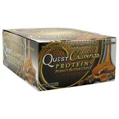 Quest Nutrition Quest Cravings - Peanut Butter Cups