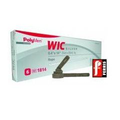 "PolyMem WIC Silver Rope Wound Filler - 0.4"" x 14"""