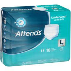 "Attends Underwear Complete - Protective Underwear - Large 44"" - 58"""