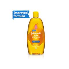 Johnson's no more tears Baby Shampoo
