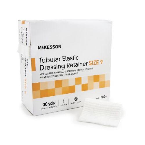 McKesson Retainer Dressing, Size 9 Model 730 586542 01
