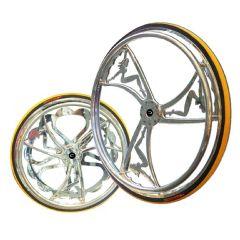 """Y-360 Mod-Style Wheels - 25 x 1"""""""