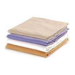 NRG Cotton Poly Massage Sheet Set