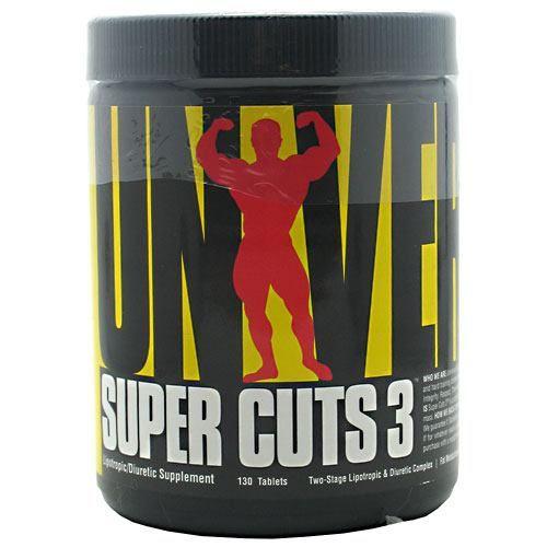 Universal Nutrition Super Cuts 3 Model 827 583843 01