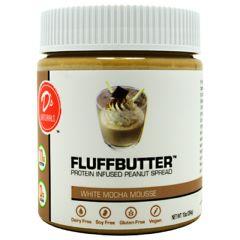 D's Naturals Fluffbutter - White Mocha Mousse