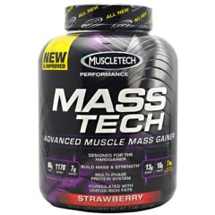 Performance MuscleTech Performance Series Mass Tech - Strawberry