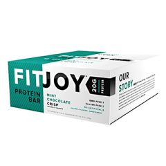 Cellucor FitJoy Bar - Mint Chocolate Chip