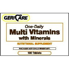One-Daily Multi-Vitamins w/ Minerals