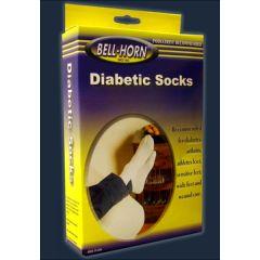 Bell-Horn Seamfree Diabetic Socks