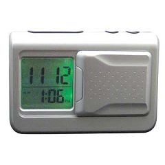 Hear More Shake N Lite Vibrating Travel Alarm Clock