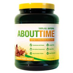 SDC Nutrition About Time - Chocolate Peanut Butter