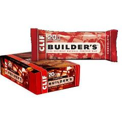 Clif Bar, Inc. Clif Builder's Natural Protein Bar - Chocolate