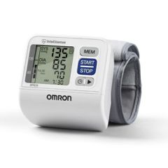 Omron Automatic Wrist Blood Pressure Monitor - 3 Series