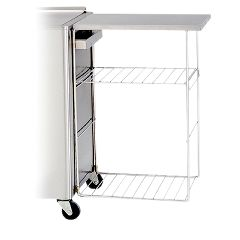 Hydrocollator Heating Unit - Accessory - Side Table Rack Only For Ss-2, M-2, M-4