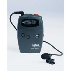 Listen Technologies Corp. Listen Technologies LT-700 Portable Display Transmitter 216MHz