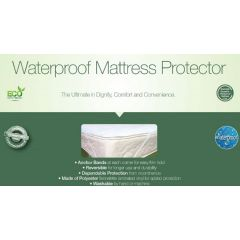 CareActive Waterproof Mattress Protector