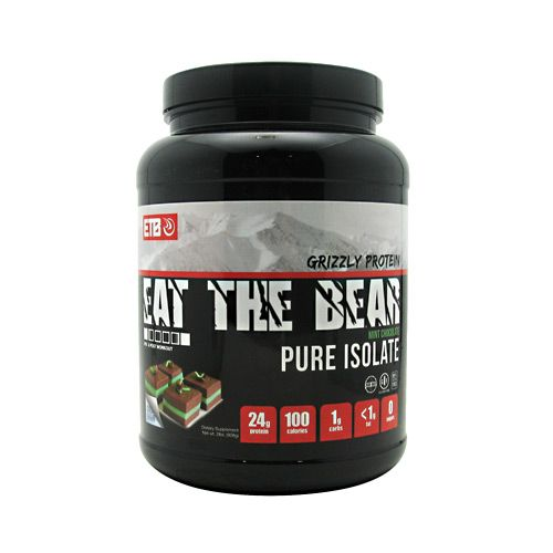 Eat The Bear Grizzly Pure Isolate - Mint Chocolate Model 171 584248 01