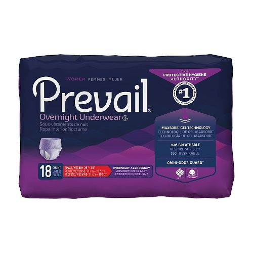 Prevail - First Quality Prevail Protective Underwear for Women - Overnight Protection