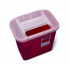 Medline Sharps Container - 2 Gallon