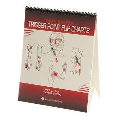 Lippincott Travell Trigger Point Flip Chart