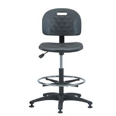 "AliMed Brewer Industrial Chair (Tilt Model), 16"" - 21"""