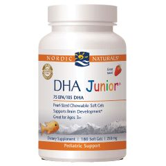 Nordic Naturals DHA Junior® - 180 Count