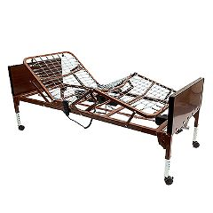 Invacare Value Care  Full-Electric Homecare Bed