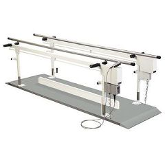 Midland Parallel Bars Pediatric Handrails 10'