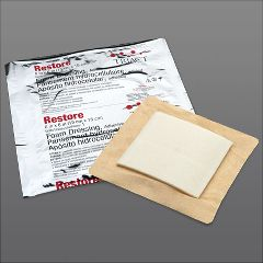 Restore Adhesive Foam Dressing with Border