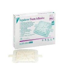 "3M Tegaderm Foam Adhesive Dressing - 4"" Square Pad"