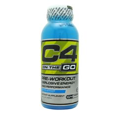 Cellucor C4 RTD - Icy Blue Razz