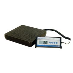 Detecto Floor Scale - Dr400c Digital 400 Lb. / 175 Kg - With Remote Indicator