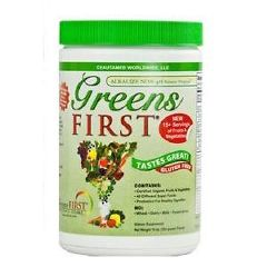 Greens First Berry Wellness Shake