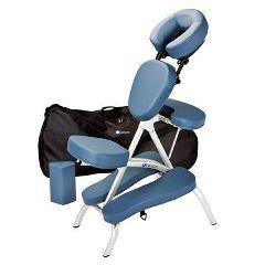 EarthLite Vortex Portable Massage Chair Package