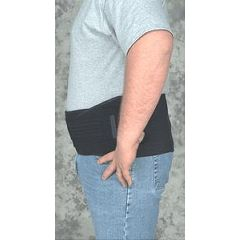 Leader X-Tended Back/Abdominal Support
