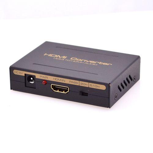 Serene Innovations HAC-100 TV HDMI to Analog Converter Model 083 586049 01