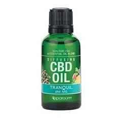 sparoom Essential Oil Blend with CBD