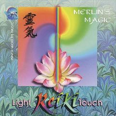 Music Design Merlin's Magic - The Light Reiki Touch Cd