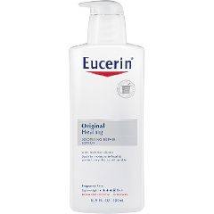 Eucerin Original Healing Lotion - 16.9 oz pump