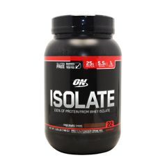 Optimum Nutrition ON Isolate - Chocolate Shake