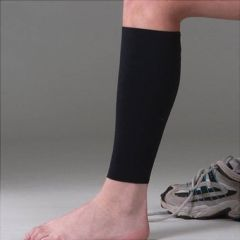 Brown Medical Compression Shin Sleeve