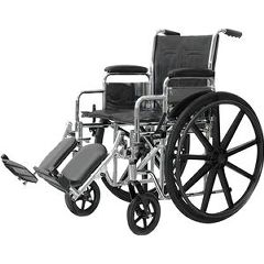PMI Heavy Duty Wheelchairs