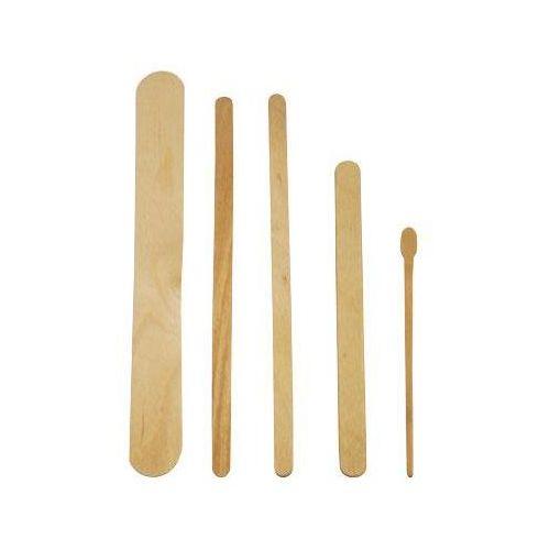 "Dukal Relections Wood Applicator Stick, bendable, slim, 1/4"" x 5 1/2"" - 100/Pk Model 276 0365"