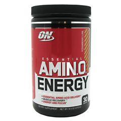 Optimum Nutrition Essential Amino Energy - Strawberry Lime