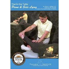 Nayada Thai For The Table Prone & Side-Lying Dvd
